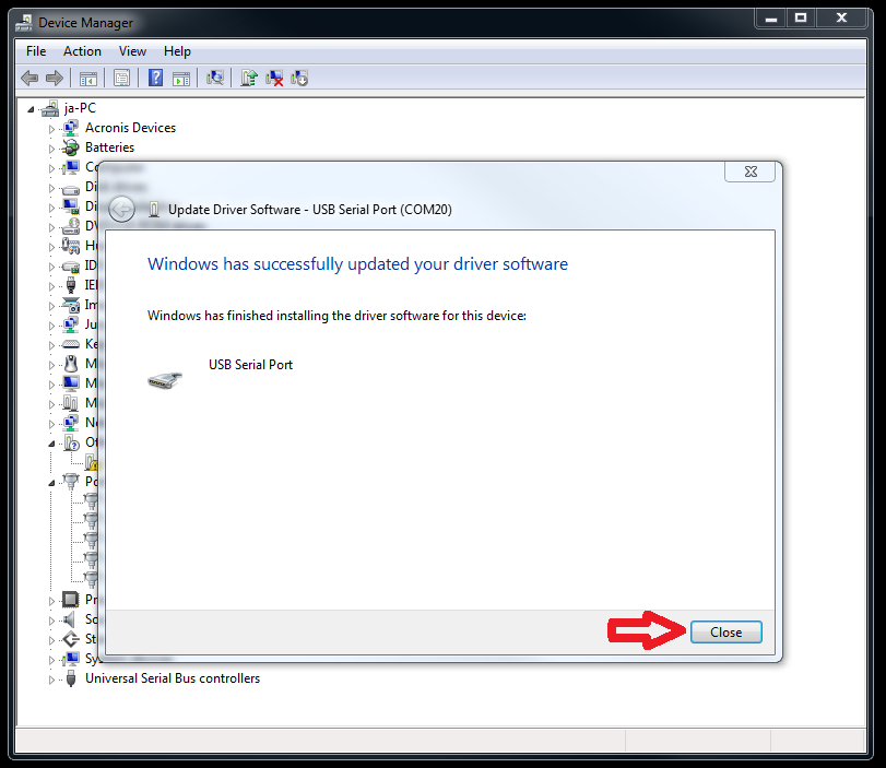 aten usb to serial driver download windows 10