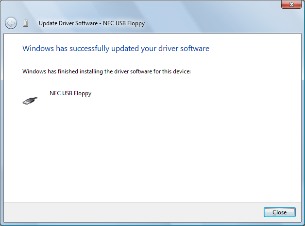driver install windows 10