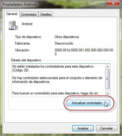 Install ADB interface driver Xperia | USB Driver
