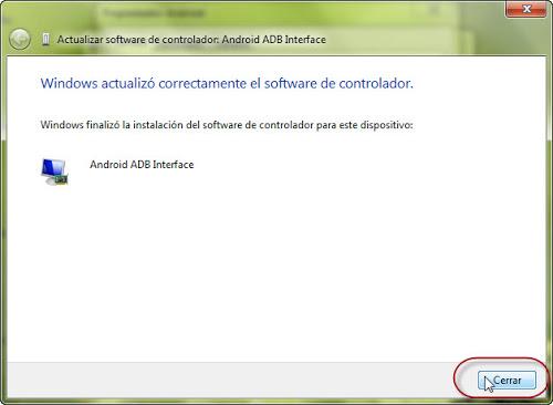 Drivers Sony sa0111 ADB Interface