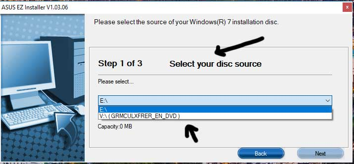[Solved] 'No device drivers were found' when installing Windows 7